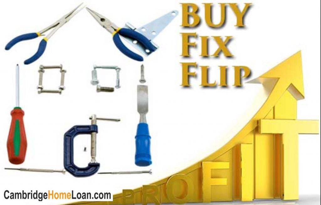Buy fix and flip loans