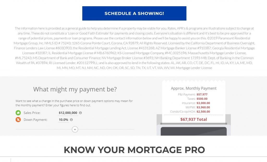 Best mortgage rates in florida