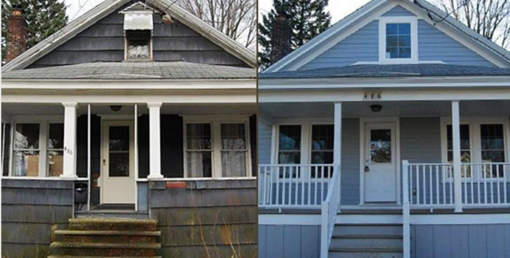 house flipping financing